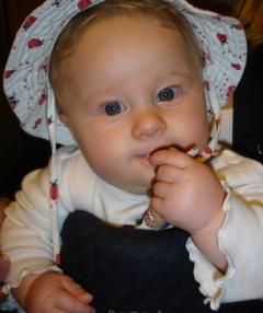 bebis 7 månader