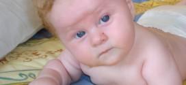 bebis 5 månader