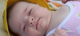 Bebisar i varmt väder