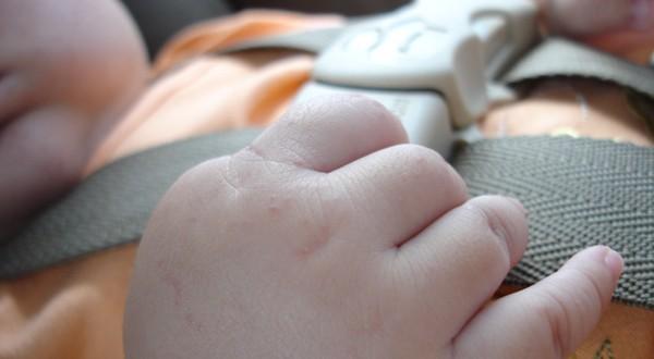 bilresa med spädbarn
